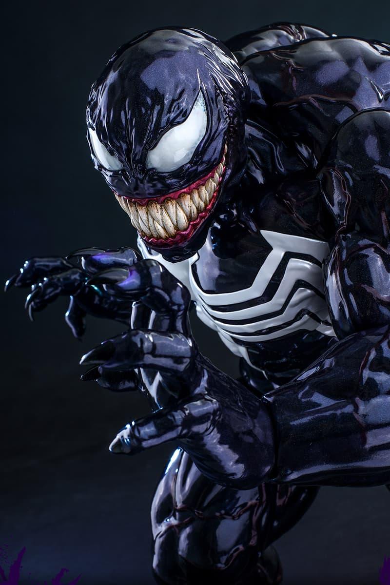 Hot Toys Venom Figurine Artist Mix Figure Designed INSTINCTOY Marvel Comics 80th Anniversary Hiroto Ohkubo 34cm Tall Height Limited Edition 'Spider-Man' Villain Lok Ho