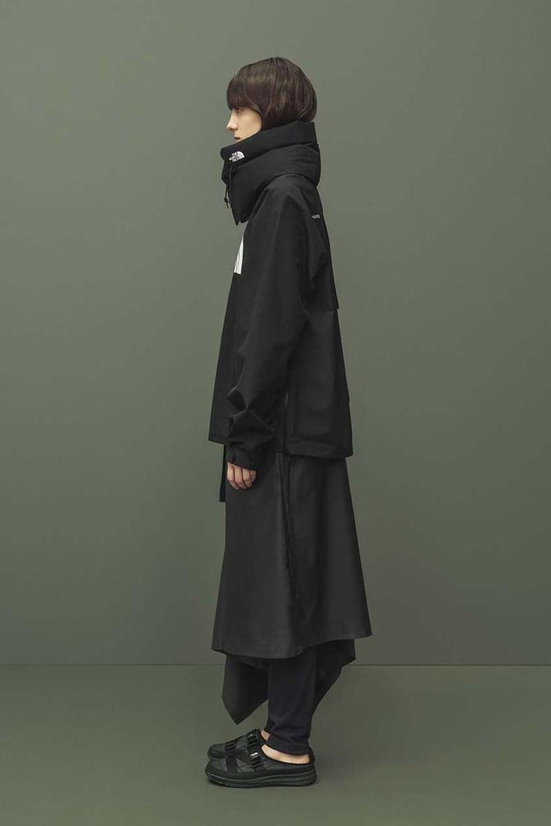 HYKE x The North Face Fall/Winter 2019 Lookbook collection release date info september 11 18 2019 japan exclusive buy web store collaboration