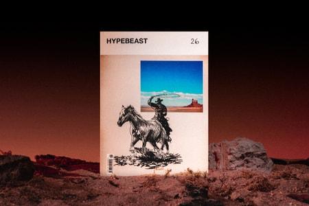 HYPEBEAST Magazine Issue 26: The Rhythms Issue