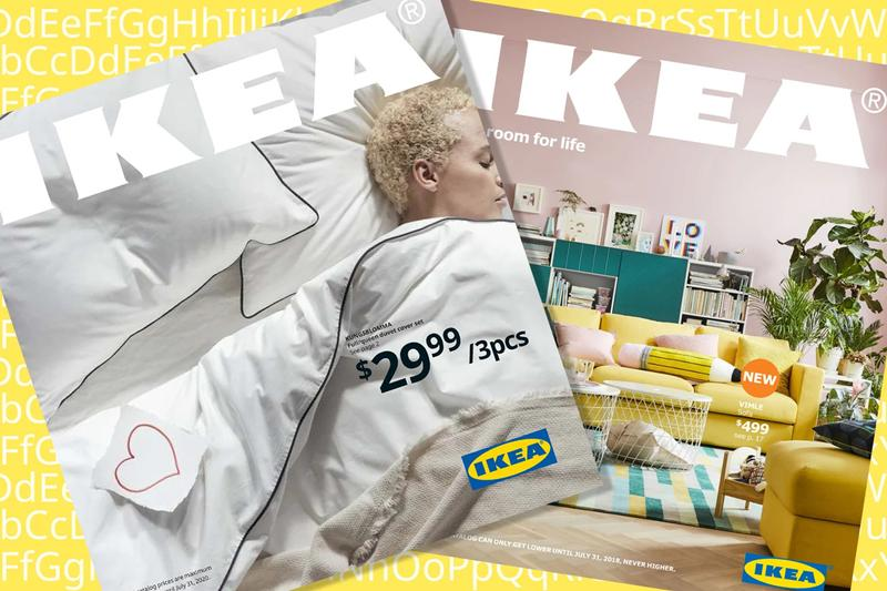 IKEA Changes Brand Typeface to Support 800 Different Languages
