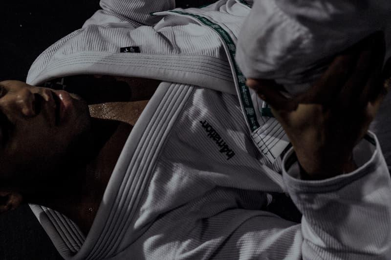 In4mation Albino&Preto Jiu jitsu Kimono Release martial arts BJJ Gi Hawaii BJ Penn