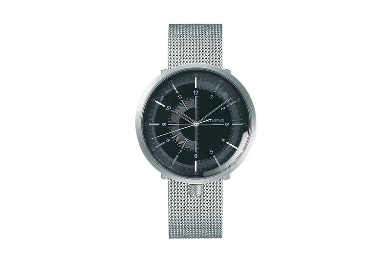 "Seiko x Issey Miyake ""1/6"" Watch Capsule Release Info collaboration timepiece accessories japan fashion"