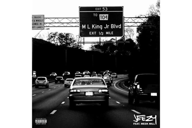 Jeezy Meek Mill MLK BLVD Single Stream Thug Motivation 104: Trust The Process