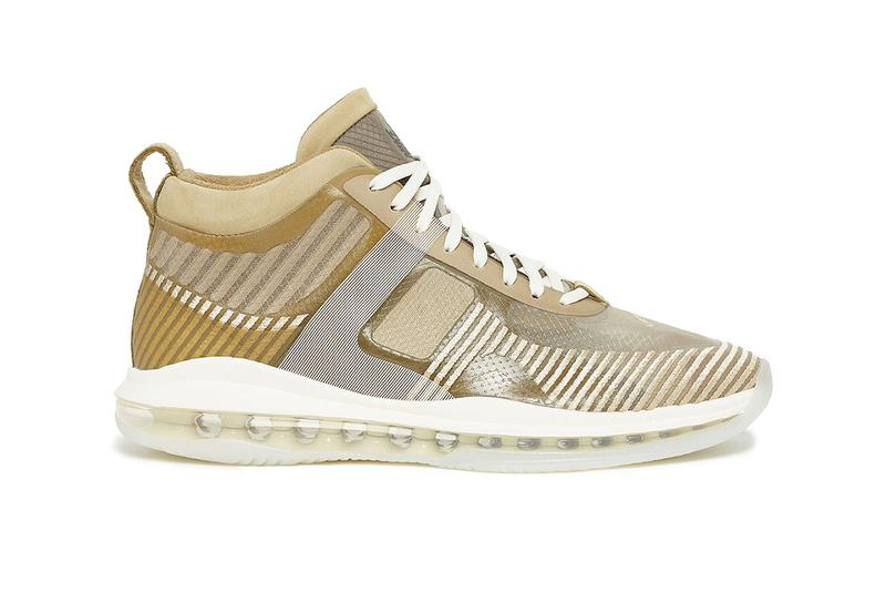 John Elliott x Nike LeBron Icon Parachute Beige colorway release date info buy september 3 2019 desert ore sail phantom AQ0114-200 collaboration drop 1051335 qs variant