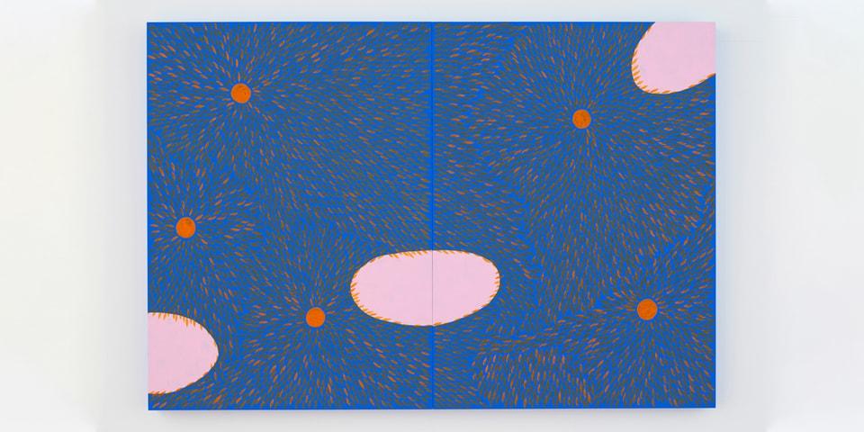 Julia Chiang to Launch Abstract Paintings & Ceramics at NANZUKA Tokyo