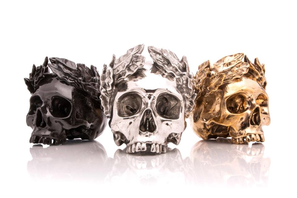 Jun Cha Will Release 'CAPO II' Skull Casts in Metal Variants