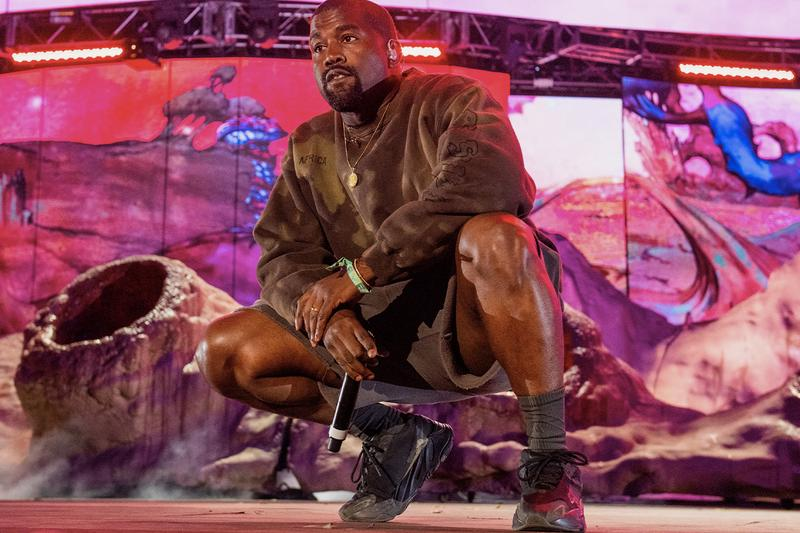Kanye West Took His Sunday Service to Dayton, Ohio in Support of Shooting Victims