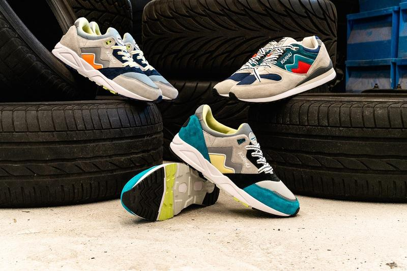 "Karhu ""Rally"" Pack Release Information Aria 95 Synchron Classic"