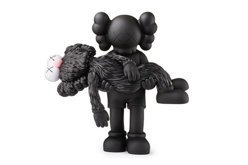 KAWS Officially Unveils His 'GONE' Companion Figure