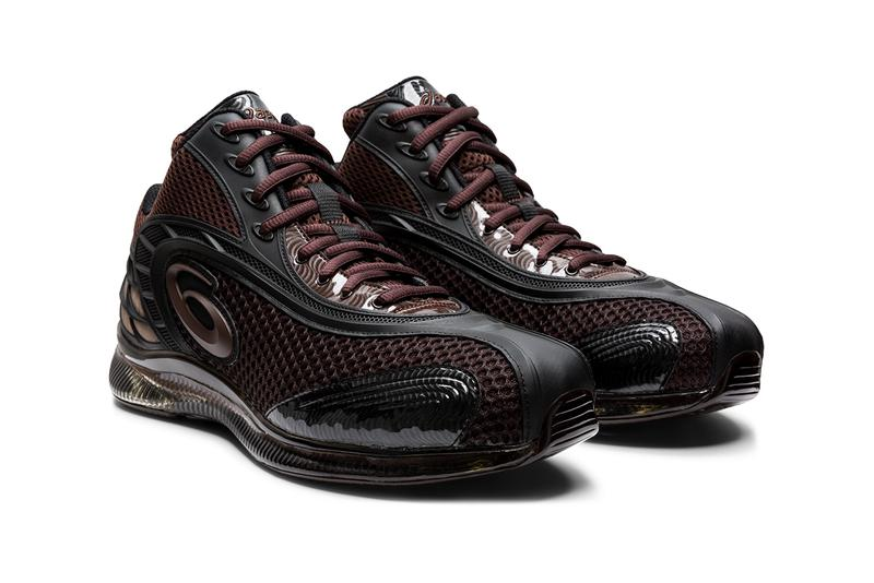 "Kiko Kostadinov x ASICS GEL-SOKAT INFINITY II Release Information Official First Look FW19 Fall Winter 2019 Footwear Collaboration 360 Degrees Sole Unit Bulgarian Designer ""Coffee"" ""Carrier Grey / Silver"""