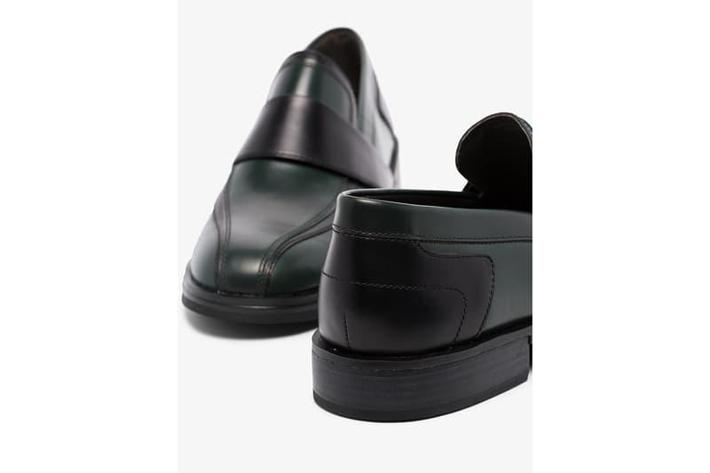 Kiko Kostadinov x CamperLab Loafers Mid-Calf Boots Footwear Release Information Cop Online Browns Menswear Collaboration Fall Winter 2019 FW19 Runway Pieces