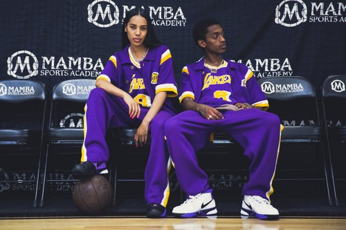 CLOT and Mitchell & Ness Release a Knit Version of Kobe Bryant's Rookie Jersey