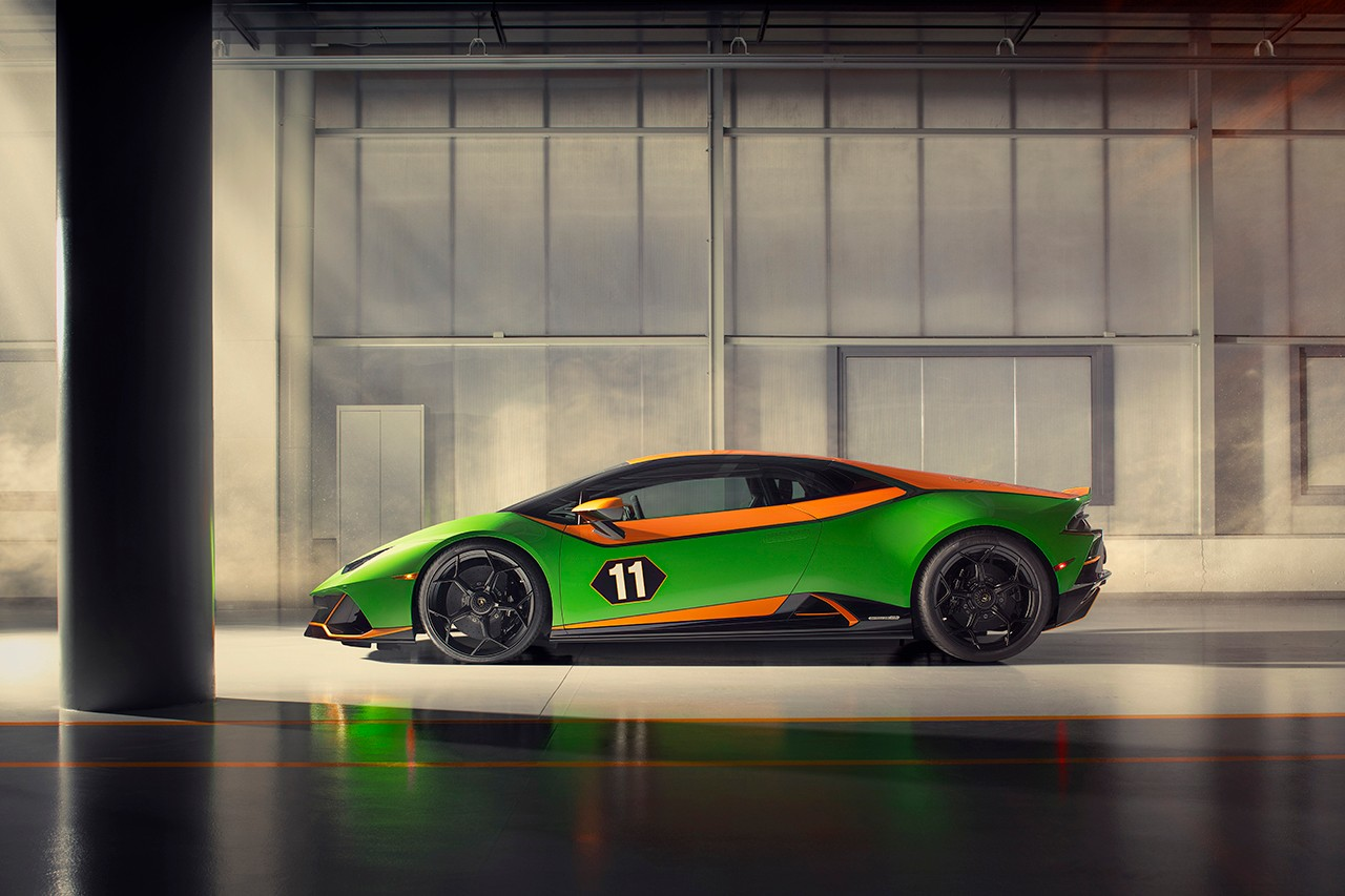 Lamborghini Aventador SVJ 63 \u0026 Huracán EVO GT Revealed