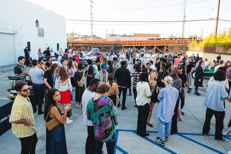 L'art de L'Sutomobile DSMLA Pop-Up Recap Ciesay Places + Faces A$AP Nast Luka Sabbat Zack Bia Arthur Kar