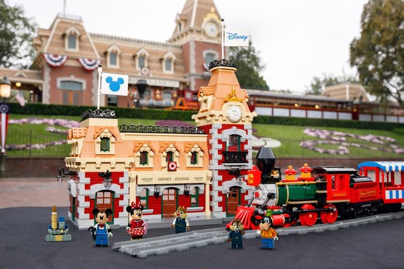 LEGO Transforms Disney Parks Landmark Into 2,925-Piece Set
