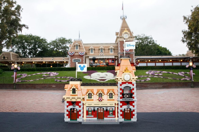 LEGO Disney Parks® Train & Station Set Release | HYPEBEAST
