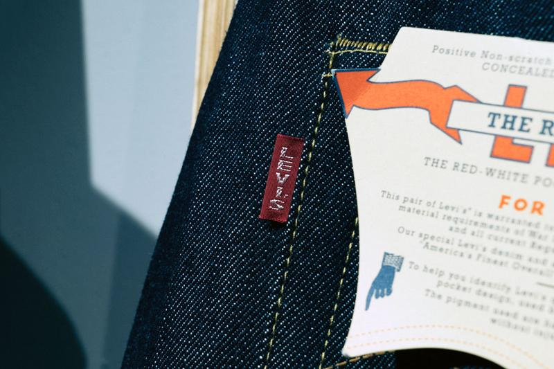 Levi's Promotes Sustainability With Pledge to Reduce Water Usage by 2025