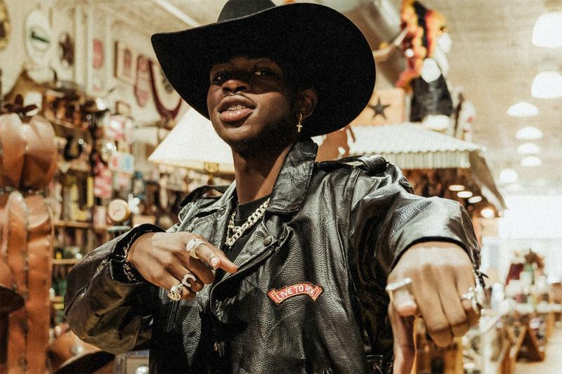 Lil Nas X 'Time' Magazine Cover Star interviews old town road hip hop country music