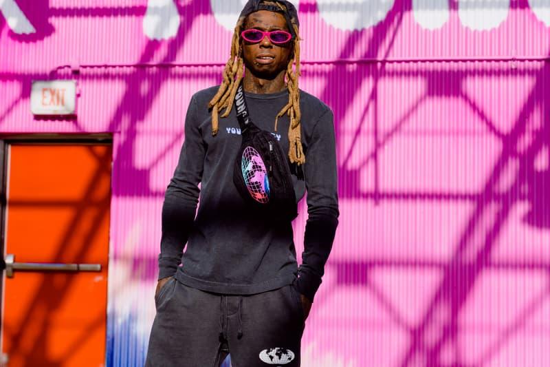 Lil Wayne Funeral new album 2019 Wild Wayne New Orleans radio station Q93 Tha Carter V