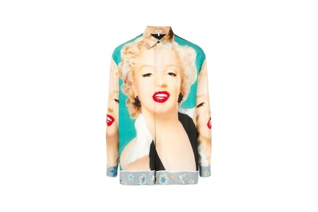 LOEWE's Drake-Approved Marilyn Monroe Shirt Is Now Available