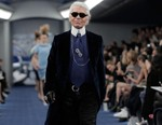 LVMH Announces Special Prize Named in Karl Lagerfeld's Honor
