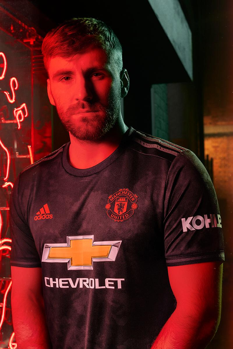 quality design 87511 60c4d Manchester United Reveals Third 2019/20 Kit | HYPEBEAST