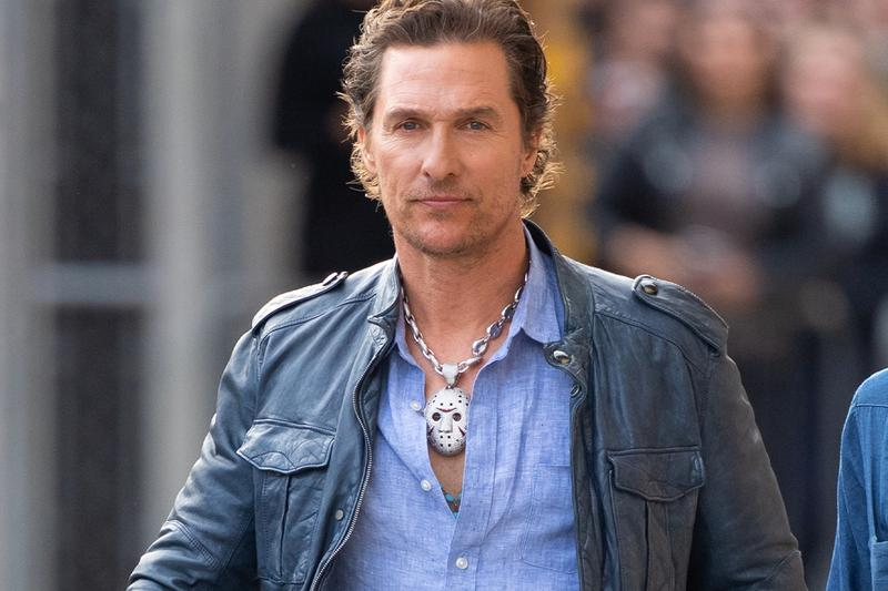 Matthew McConaughey Becomes University of Texas Professor ...