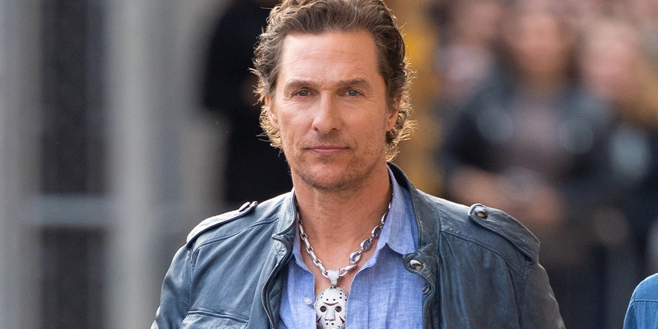 Matthew McConaughey Becomes University of Texas Professor ...