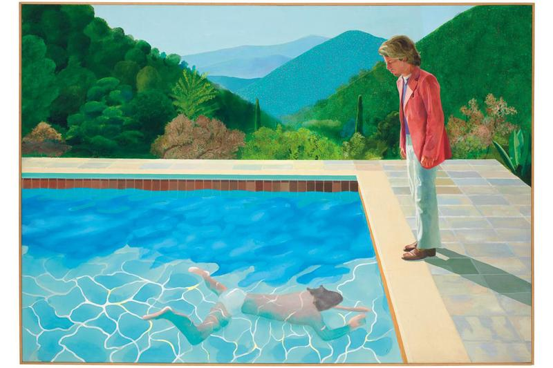 mead art museum at amherst college contemporary artworks david hockney cindy sherman mark bradford paintings sculptures installations exhibitions