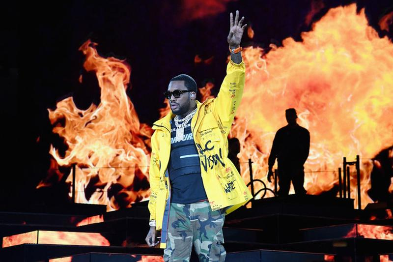 Meek Mill Misdemeanor Gun Charge Legal Charges Dream Chasers Philadelphia