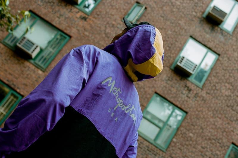 Metropolitan Third Drop of 2019 Sweatshirts Hoodies Shirts Pants Shorts Hats Statue of Liberty New York City Skyline Purple Yellow Black Gray White