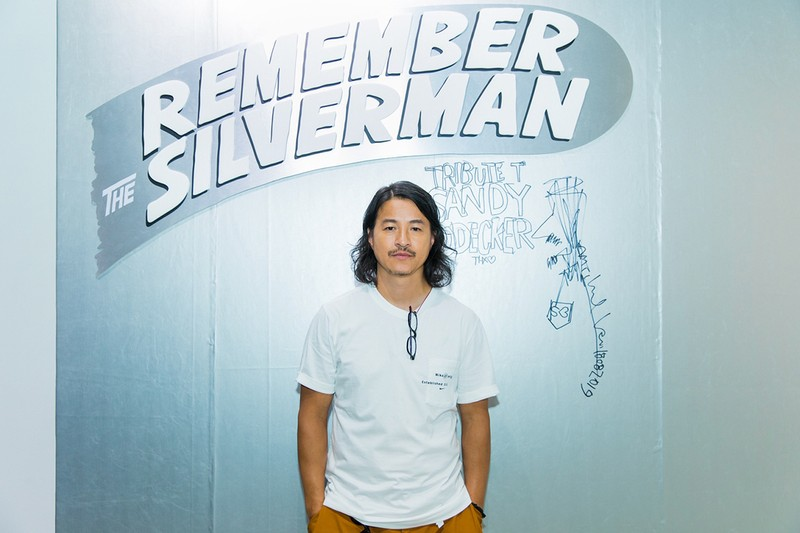 "Michael Lau x Nike SB Honors ""Remember the Silver Man"" in Shanghai"