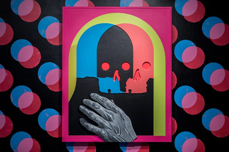 michael reeder the otherealm thinkspace exhibition artworks paintings installations visual
