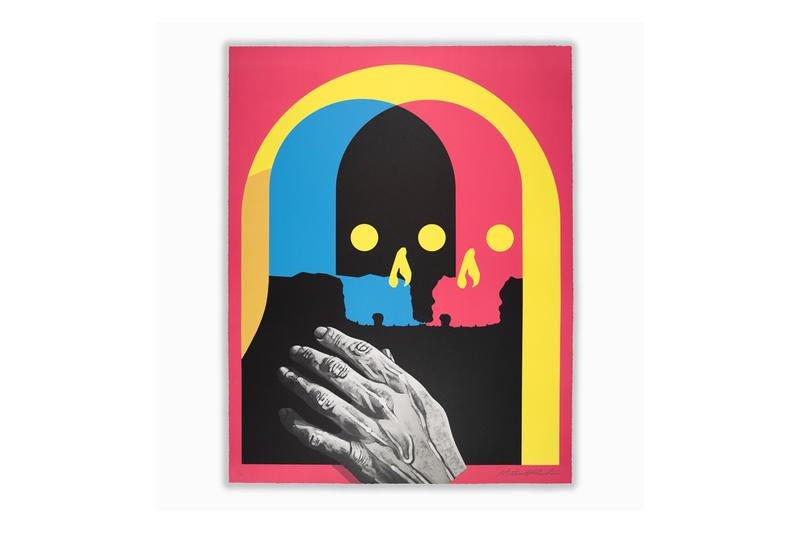 michael reeder print them all shapeshifter lithograph edition release artwork editions collecitbles