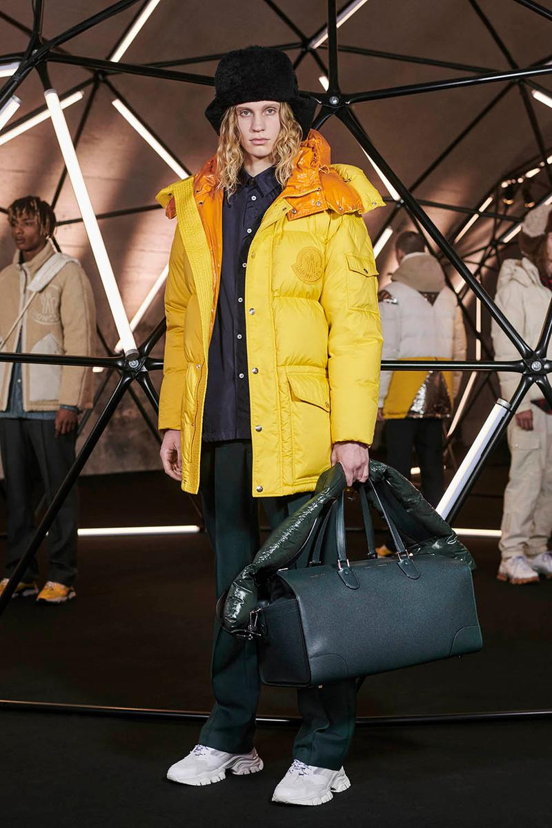 Image result for inside Moncler Genius' Latest 1952 + Valextra Collection