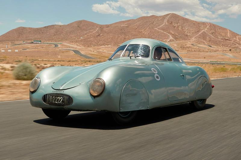RM Sotheby's Monterey 1939 Porsche Type 64 70 Million USD Mistake