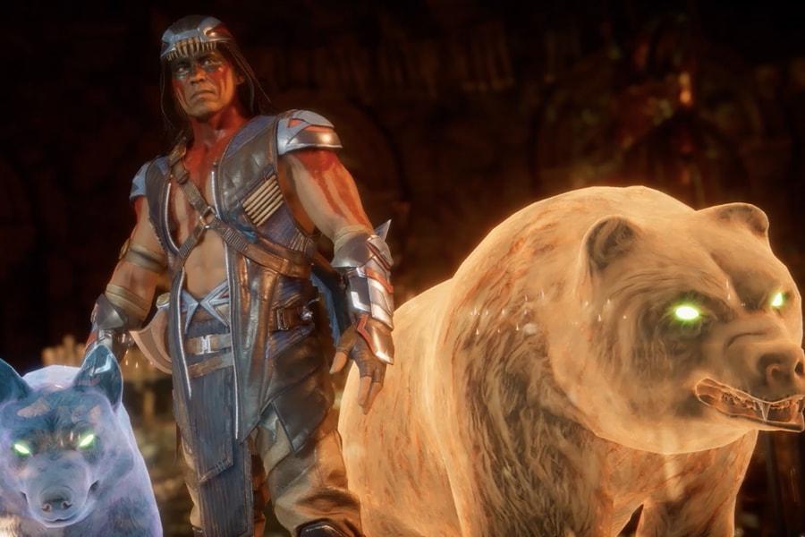 Mortal Kombat 11' Nightwolf Gameplay Trailer | HYPEBEAST