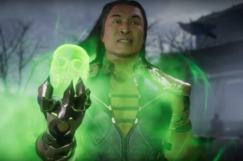 Mortal Kombat Reboot Cast Scorpion Shang Tsung Hiroyuki Sanada Ludi Lin Chin Han