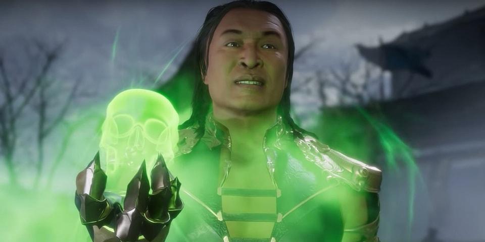 'Mortal Kombat' Reboot Casts Scorpion and Shang Tsung
