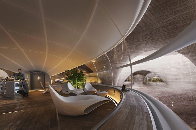 London's Design Museum to Explore Human Habitation on Mars in Major Exhibition