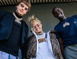 """Murda Beatz, Lil PUMP & Sheck Wes Buy It All in Music Video for """"Shopping Spree"""""""