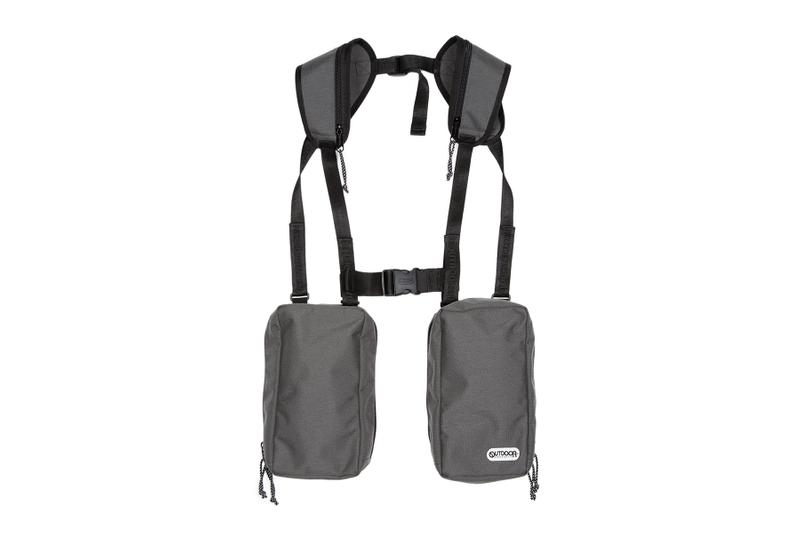 N.Hoolywood x Outdoor Products 2019ss Backpack Release bags accessories japan vests pouches