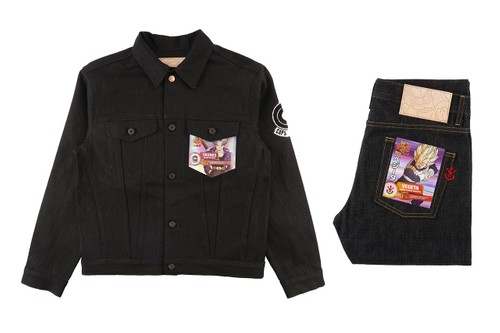Naked & Famous x 'Dragon Ball Z' Denim Capsule Receives Release Date