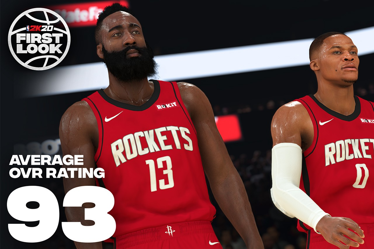 Everything You Need to Know About NBA 2K20 Basketball Video Game New Season WNBA Lebron James James Harden Drake Dwayne Wade Anthony Davis Zion Williamson