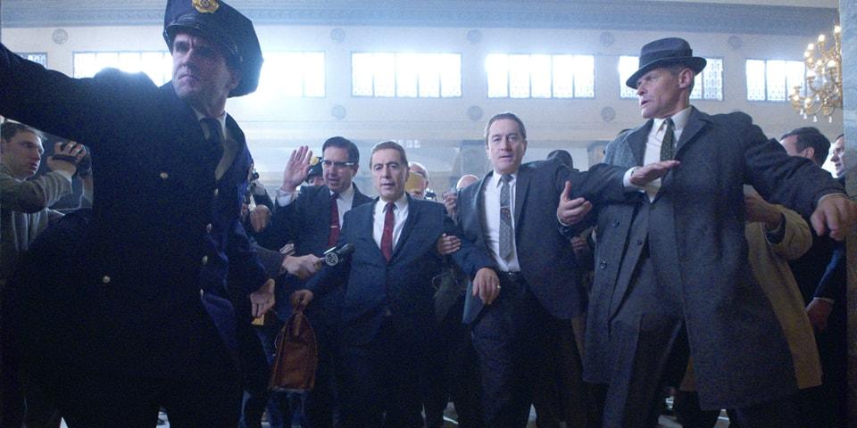 Netflix Struggles to Give Martin Scorsese's 'The Irishman' a Theatrical Release