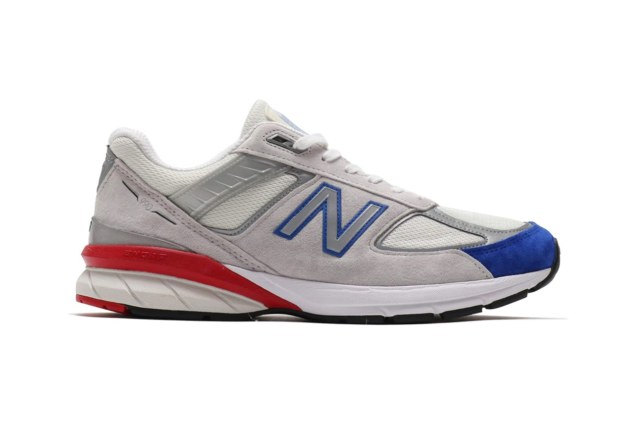 New Balance 990v5 USA Colorway Release