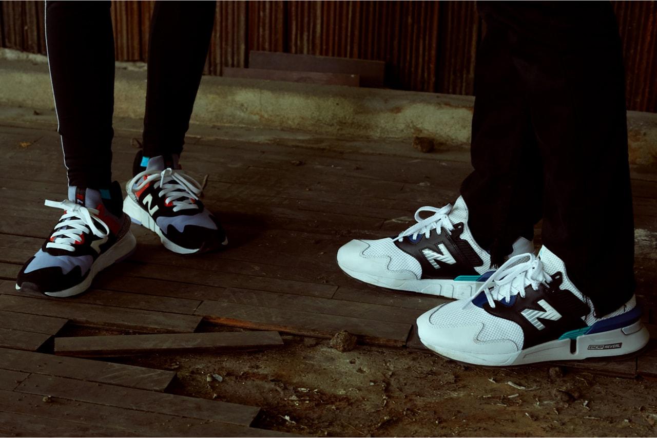 new york ed07c 651cd New Balance Introduces the 997 Sport Sneaker | HYPEBEAST