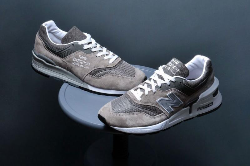 "New Balance M997GD1, M997SGR ""Grey Day"" Release hong kong date info drop colorway buy web store store"