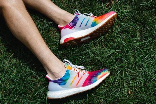 "On Feet With the Nice Kicks x adidas UltraBOOST ""Woodstock"""