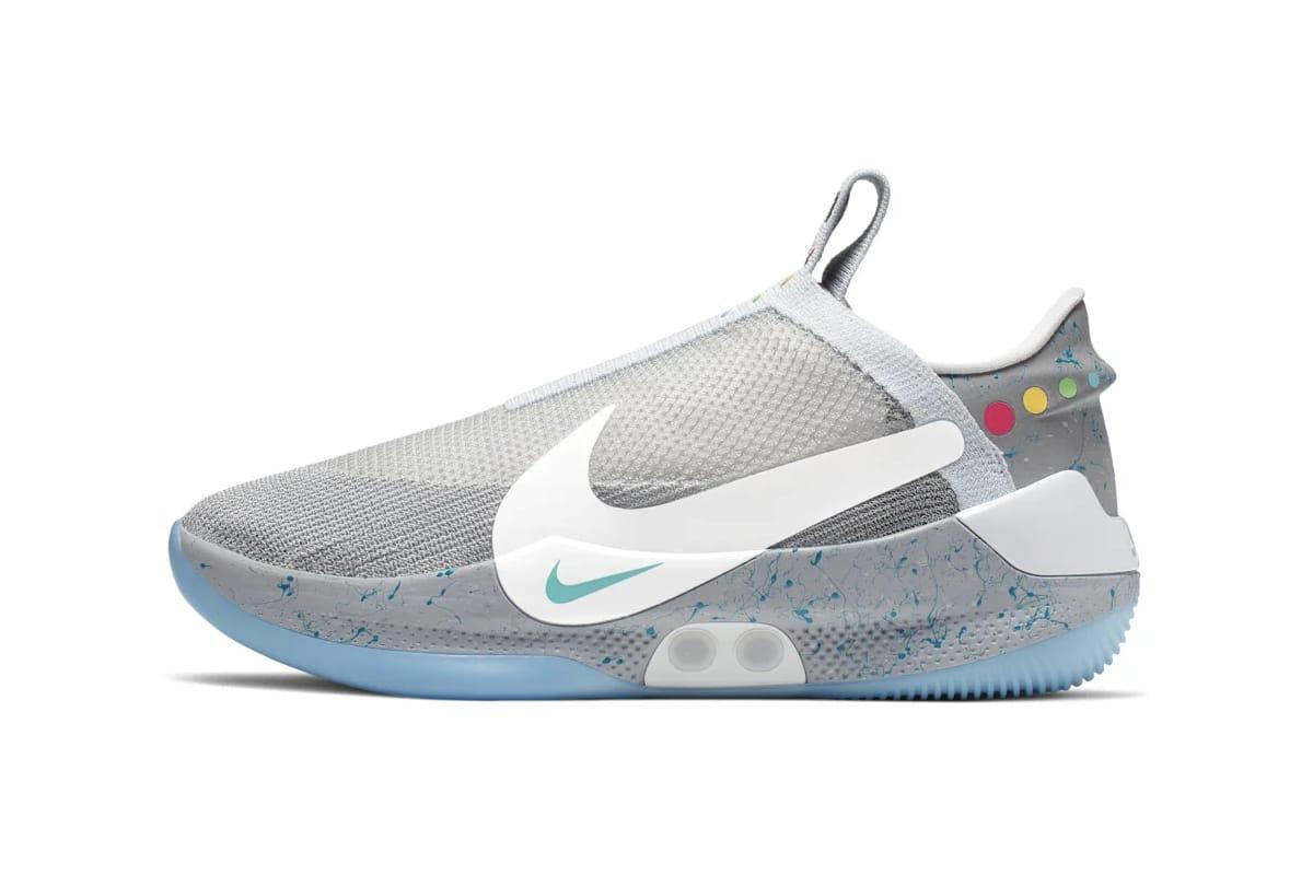 Nike Unveils Self,Lacing Adapt Huarache